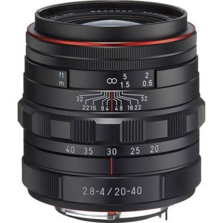 Pentax HD Pentax DA 20-40mm f/2.8-4 ED Limited DC WR Lens