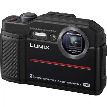 Panasonic Lumix DC-FT7 (Black)