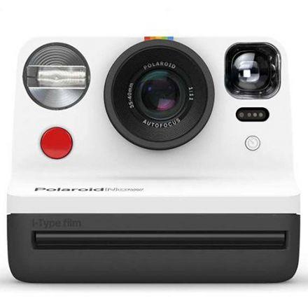 Polaroid Now Instant Film (White/Black)
