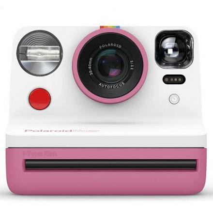 Polaroid Now Instant Film (Pink)