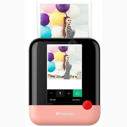 Polaroid POP Instant Digital Camera (Pink)