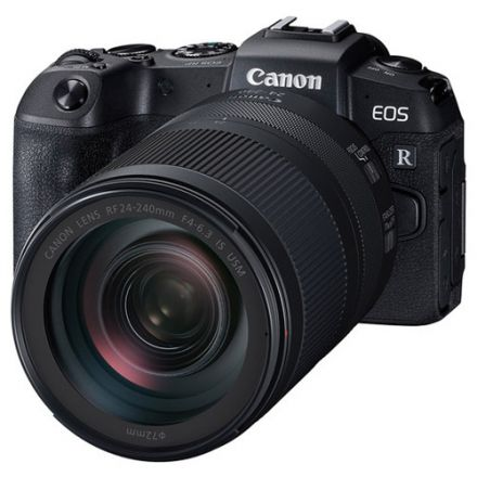 Canon EOS RP Kit Canon RF 24-240mm IS USM (Με Trade-in μέχρι και 200€ έκπτωση)