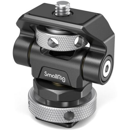 SmallRig Swivel and Tilt Στήριξη για Μονιτορ με Shoe Αντάπτορα 2905