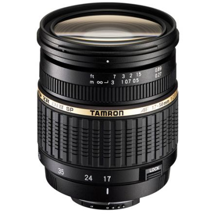 Tamron SP 17-50mm f/2.8 Di II LD Aspherical [IF] Lens for Canon EF-S