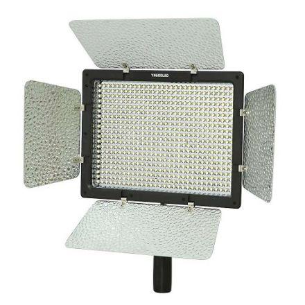 Yongnuo YN600 Led Video Light (5500K) + 12V5A Τροφοδοτικό