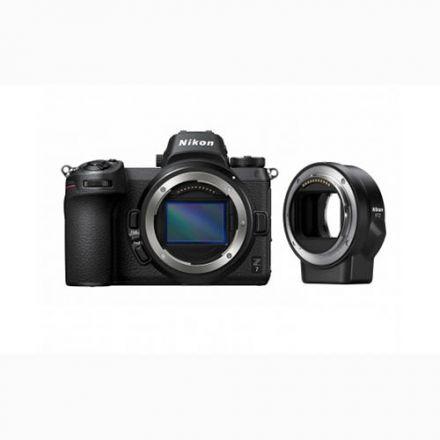 Nikon Z 7 Με FTZ Mount Adapter Kit (Used)